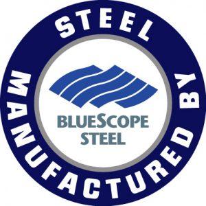 Blue Scope Steel Logo