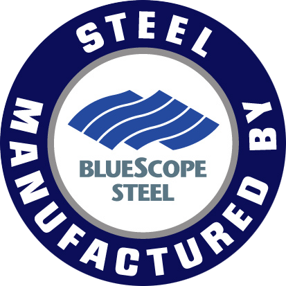 Blue Scope Steel Logo