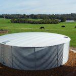 Pioneer Water Tank